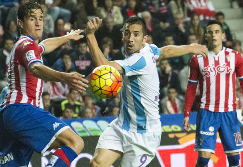 Malaga vs Sporting Gijon La Liga Live Streaming