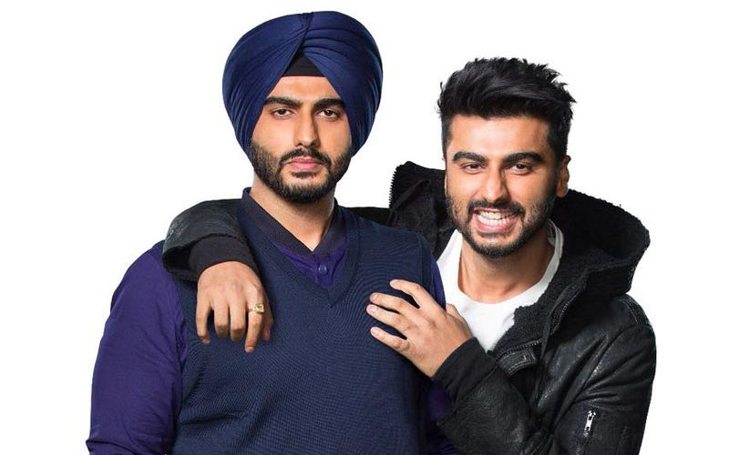 Mubarakan First Look Released by the Arjun Kapoor on Thursday