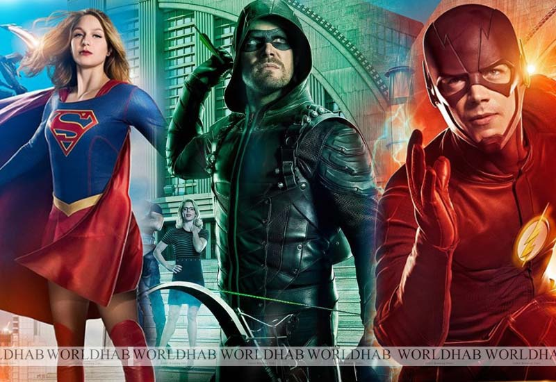 New Posters of the Supergirl, The Arrow, The Flash & Legends of Tomorrow