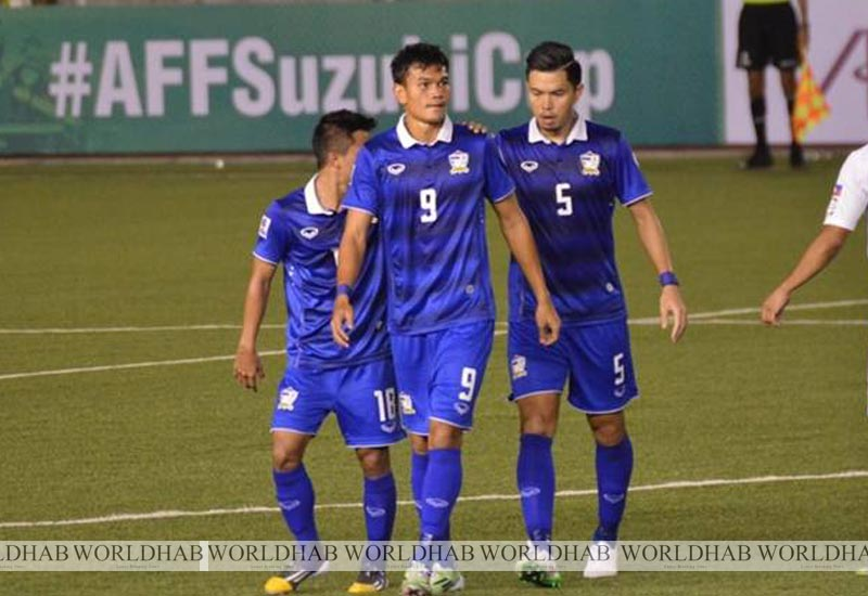 Philippines vs Thailand Football Live streaming Suzuki Cup 2016 Group A