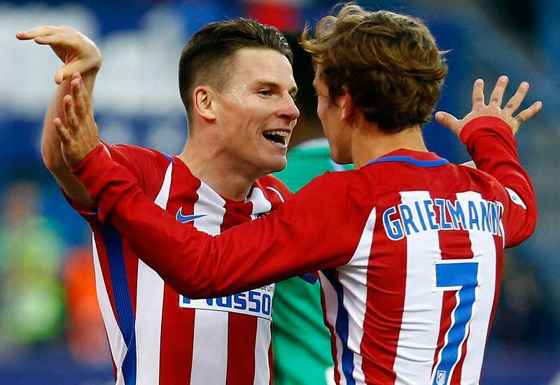 Real Sociedad vs Atletico Madrid Live Streaming La liga Score
