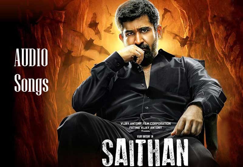 Saithan Movie Audio