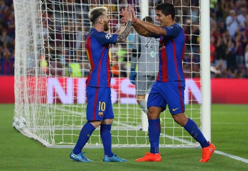 Sevilla FC vs Barcelona Live Streaming La Liga Football
