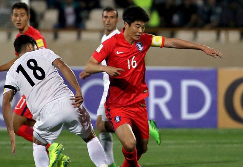 South Korea vs Uzbekistan Live Streaming, Starting 11 & Final Score WC Qualifier