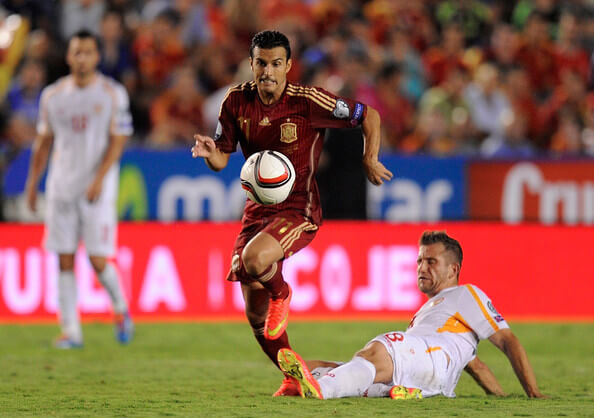 Spain vs Macedonia Live Streaming