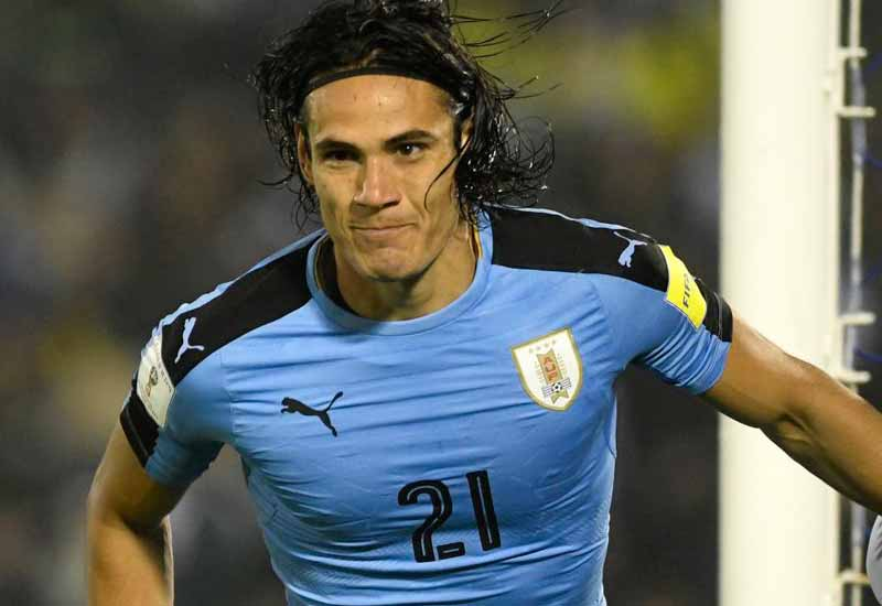 Uruguay vs Ecuador Live Streaming Score Update FIFA World Cup 2018 Qualifier