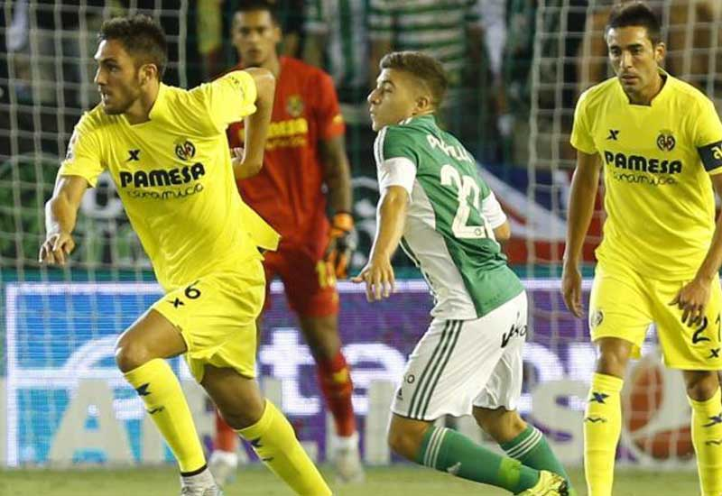 Villarreal vs Real Betis Live Streaming La Liga