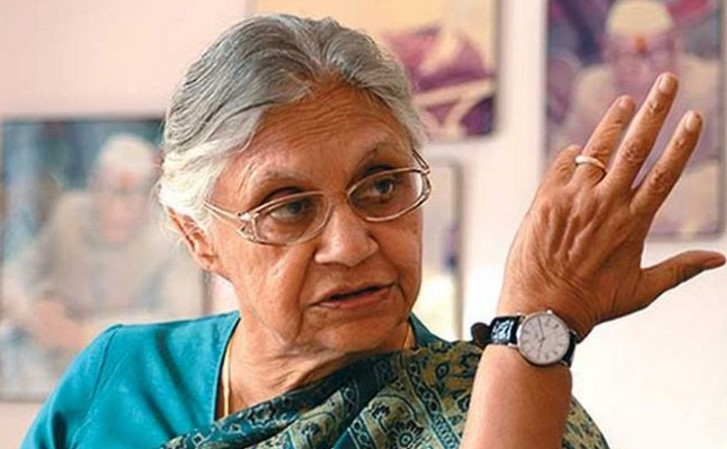 Former Delhi CM Sheila Dikshit's son-in-law arrested for domestic violence