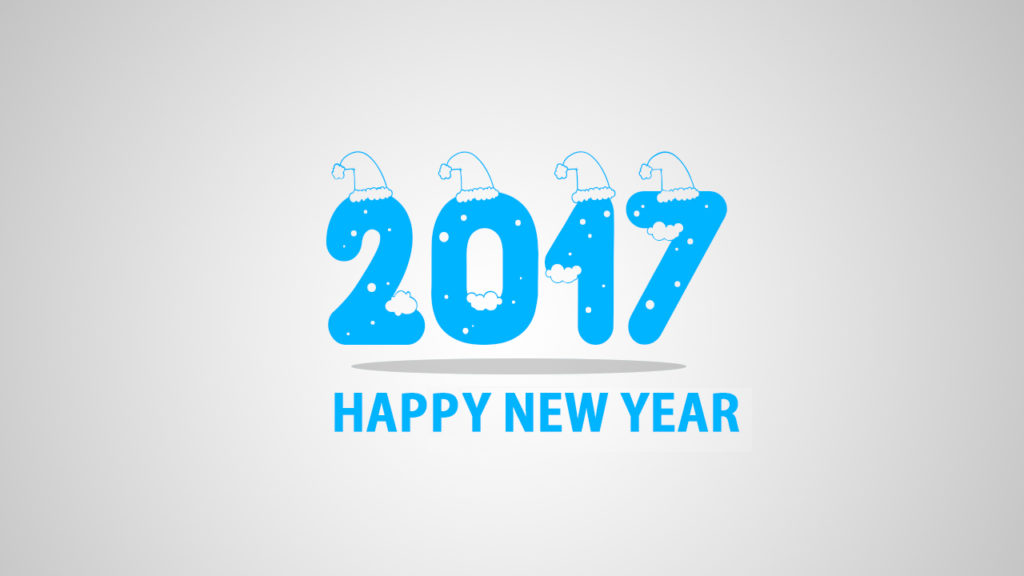 2017 new year wallpapers