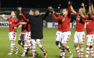 AZ Alkmaar vs Zenit St Petersburg Live Streaming Europa League Lineup & Score