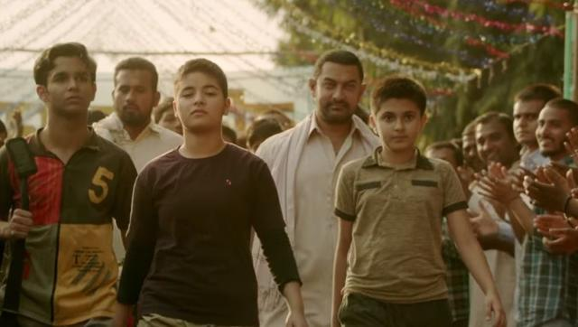 Aamir Dangal Movie Review and Rating