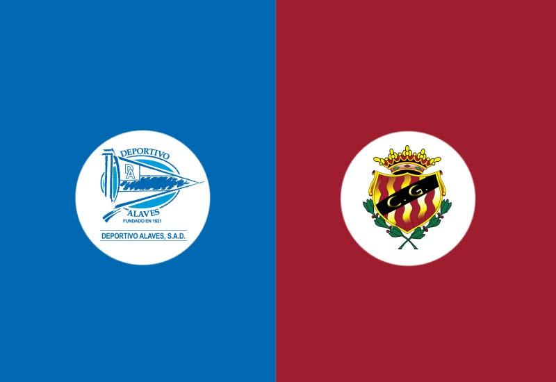 Alaves vs Gimnastic de Tarragona Live Stream