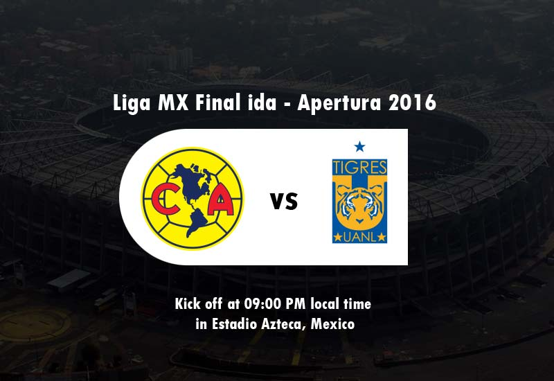América vs Tigres UANL Live Streaming