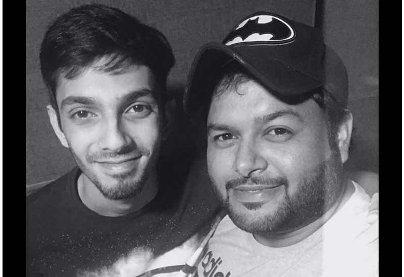 Anirudh sings on Raghava Lawrence film for Thaman's Music Sivalinga