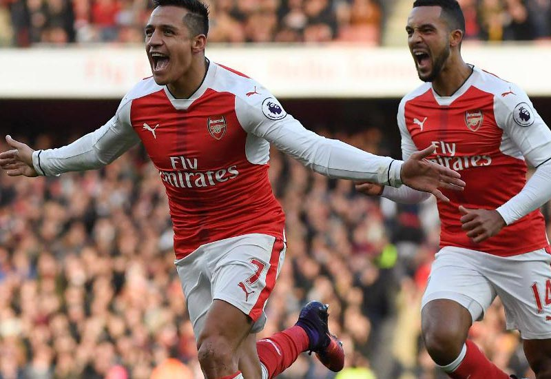 Arsenal vs Stoke City Live Streaming, Lineups, Final Score EPL 2016-17