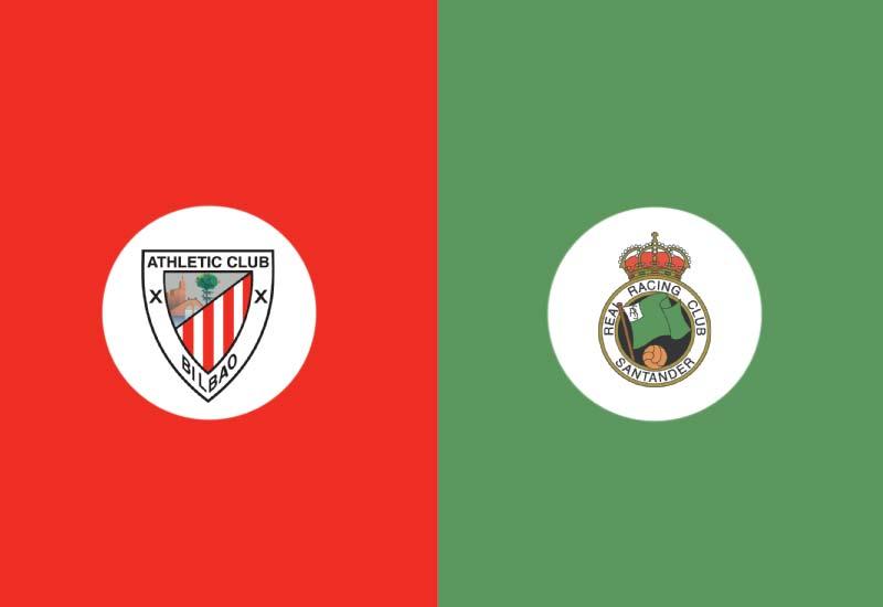 Athletic Bilbao vs Racing Santander Live Stream