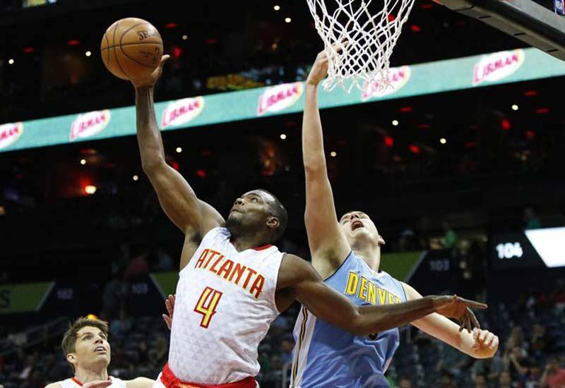 Atlanta Hawks vs Denver Nuggets Live