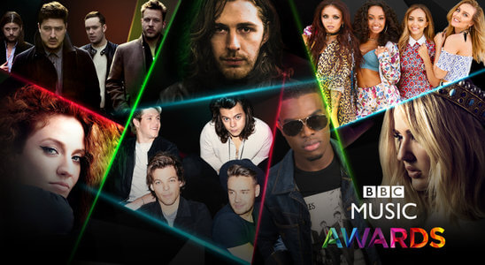 BBC Music Awards 2016 Winners list