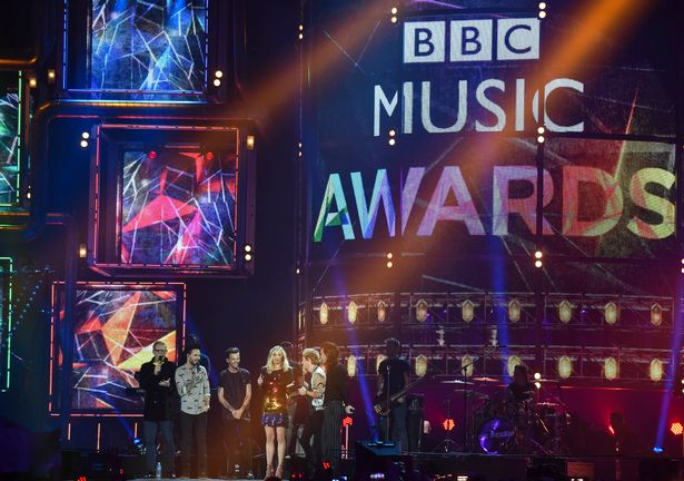 BBC Music Awards 2016 Winners