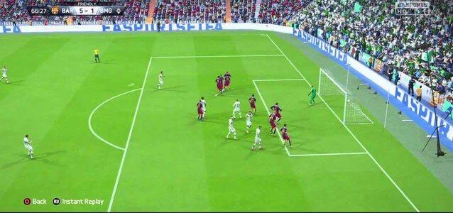 Barcelona vs Monchengladbach Borussia