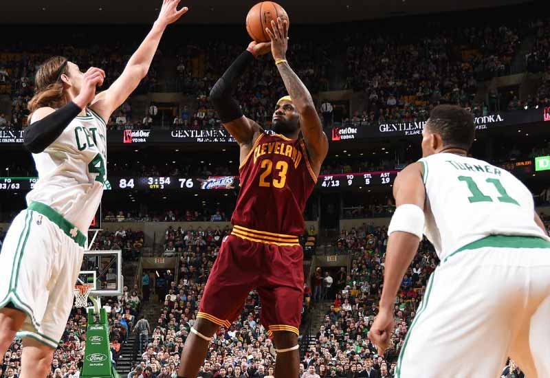 Boston Celtics vs Cleveland Cavaliers Live Streaming