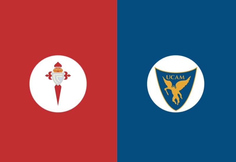 Celta Vigo vs UCAM Murcia Live Stream