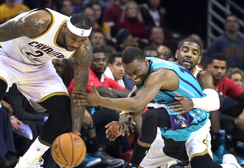 Charlotte Hornets @ Cleveland Cavaliers Live Streaming NBA 2016-17 Info.