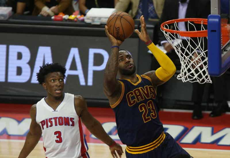Cleveland Cavaliers vs Detroit Pistons Live Streaming