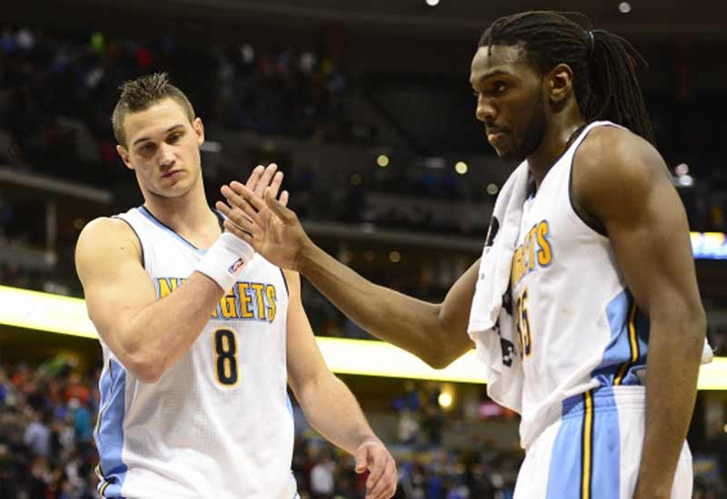 Dallas Mavericks at Denver Nuggets final score: NBA