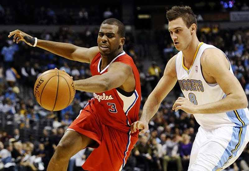 Denver Nuggets vs LA Clippers Live