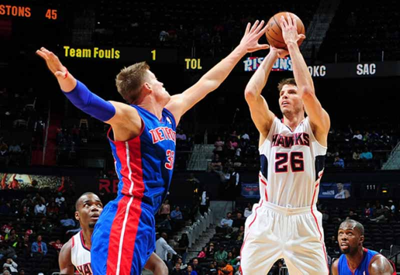Detroit Pistons vs Atlanta Hawks Live Streaming