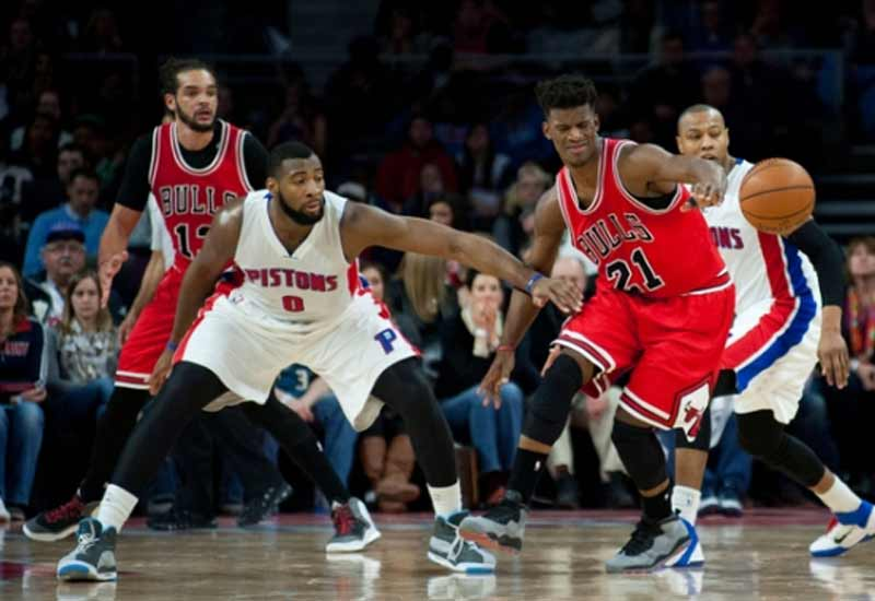 Detroit Pistons vs Chicago Bulls Live Streaming, Final Score NBA