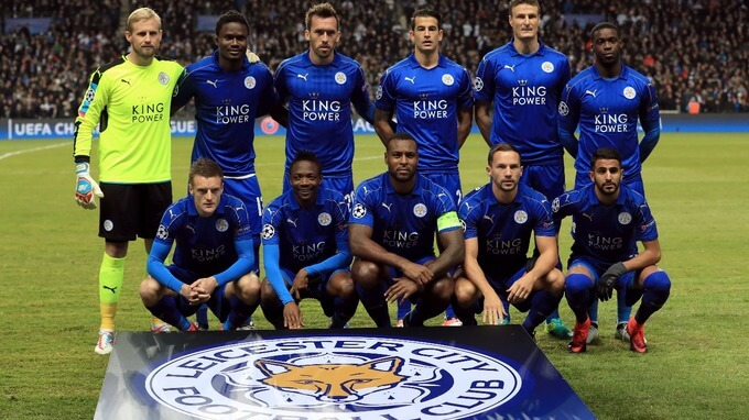 FC Porto vs Leicester City