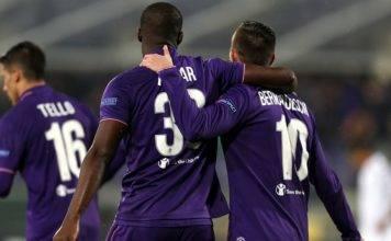 FK Qarabag vs Fiorentina Live Streaming Europa League Line Ups & Score