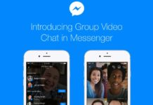 Facebook Messenger Group Video Chat launched with 3D masks