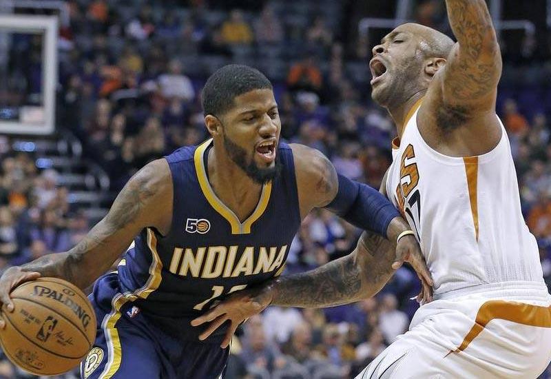 Indiana Pacers vs Dallas Mavericks Live Streaming NBA 2016-17 Info.