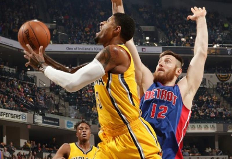 Indiana Pacers vs Detroit Pistons Live Streaming NBA 2016-17 Info.