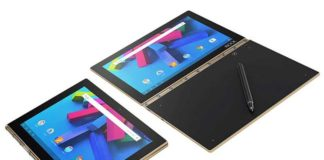 Lenovo Yoga Book with Chrome OS will launch in 2017