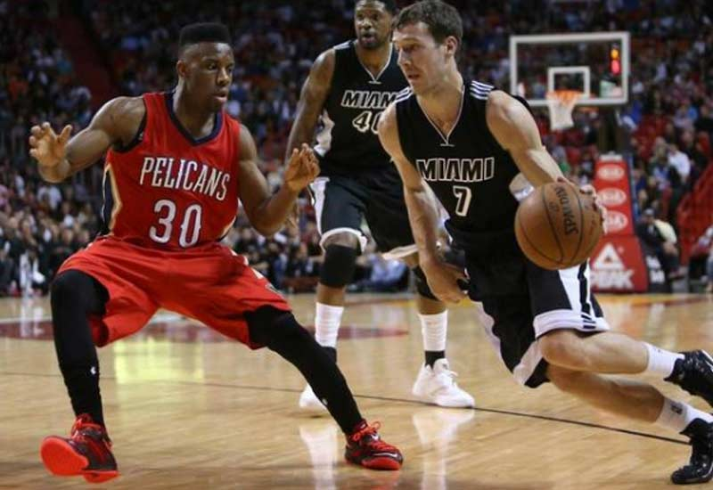 Miami Heat vs New Orleans Pelicans Live