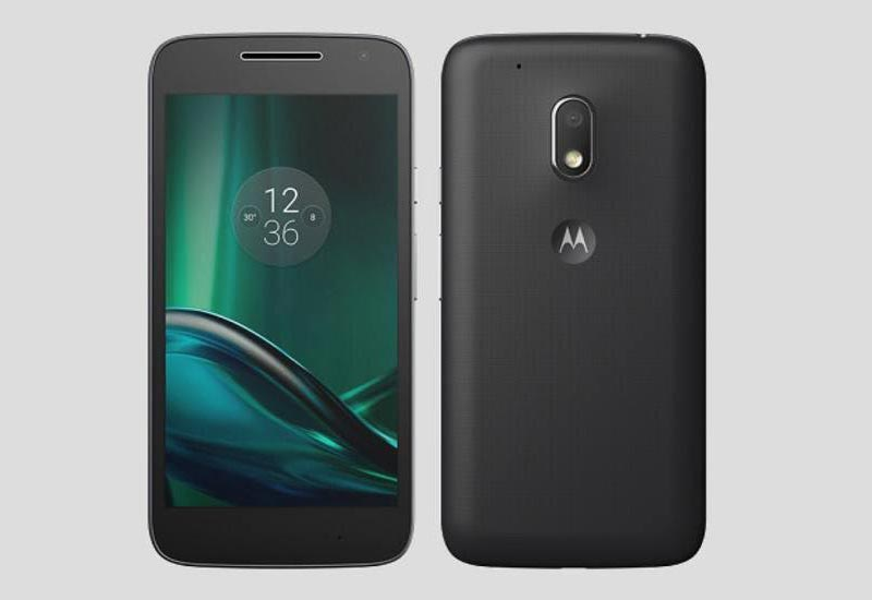 Moto G4, Moto G4 Plus Releases in India with Android Nougat