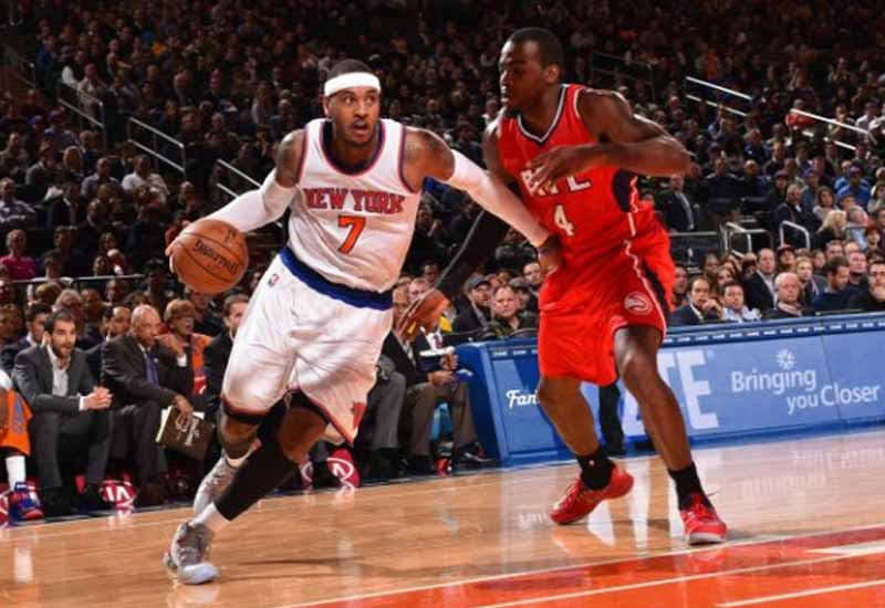 New York Knicks vs Atlanta Hawks Live Streaming