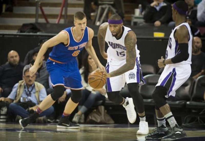 New York Knicks vs Sacramento Kings Live Streaming NBA 2016-17 Info.