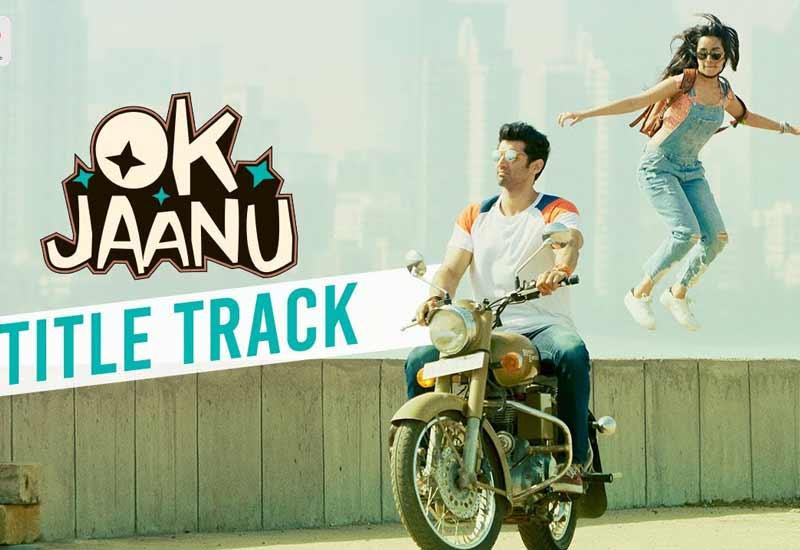 OK Jaanu Title Song