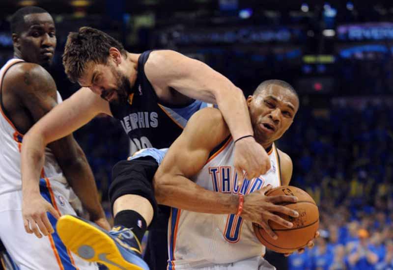 Oklahoma City Thunder vs Memphis Grizzlies Live Streaming