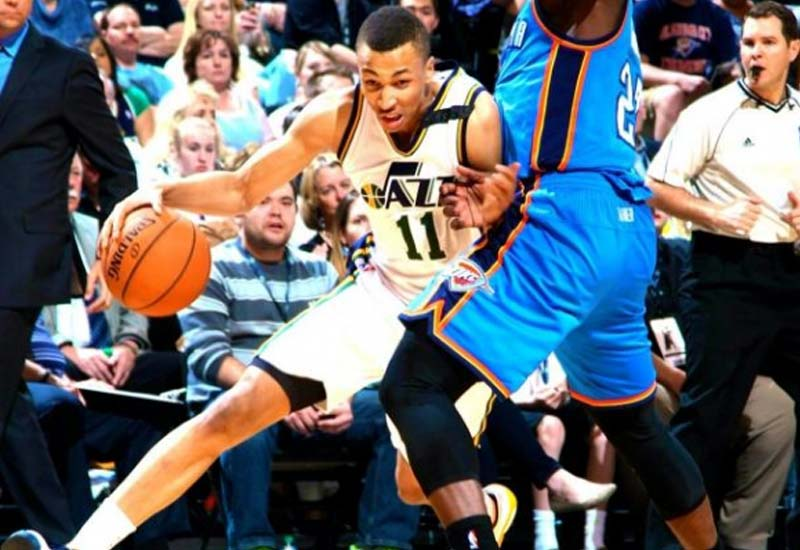 Oklahoma City Thunder vs Utah Jazz Live Streaming NBA 2016-17 Info.