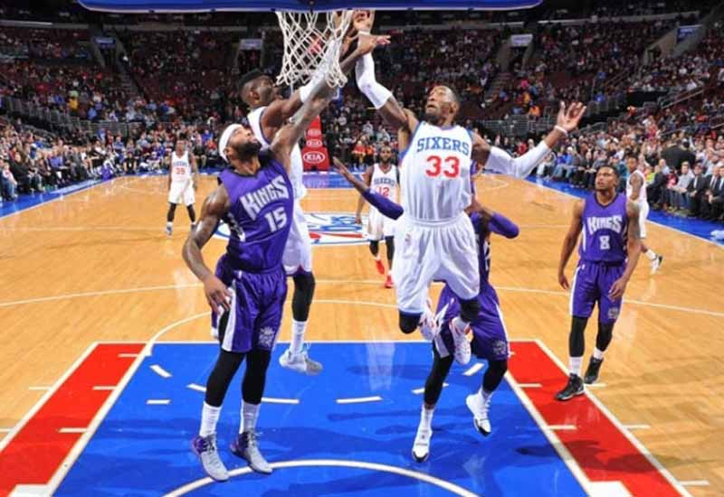 Philadelphia 76ers vs Sacramento Kings