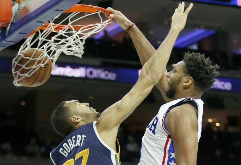 Philadelphia 76ers vs Utah Jazz Live Streaming