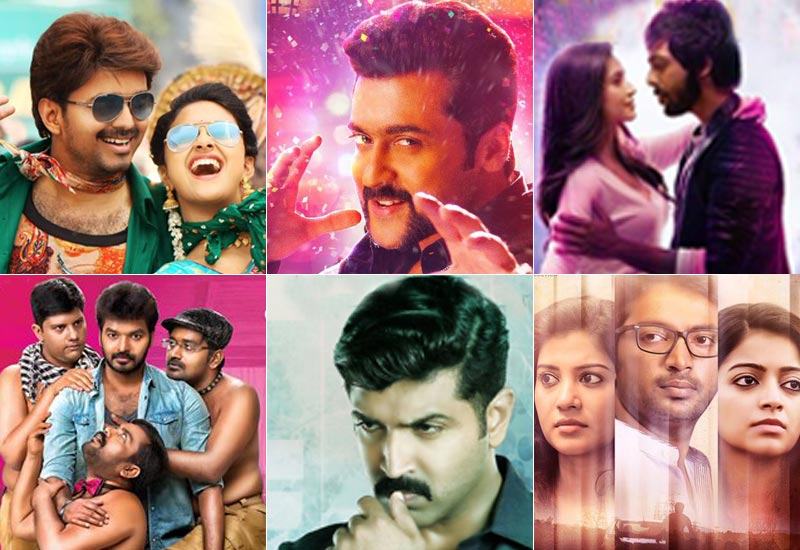 Pongal release Movies: Six Tamil Films to be released on January 2017