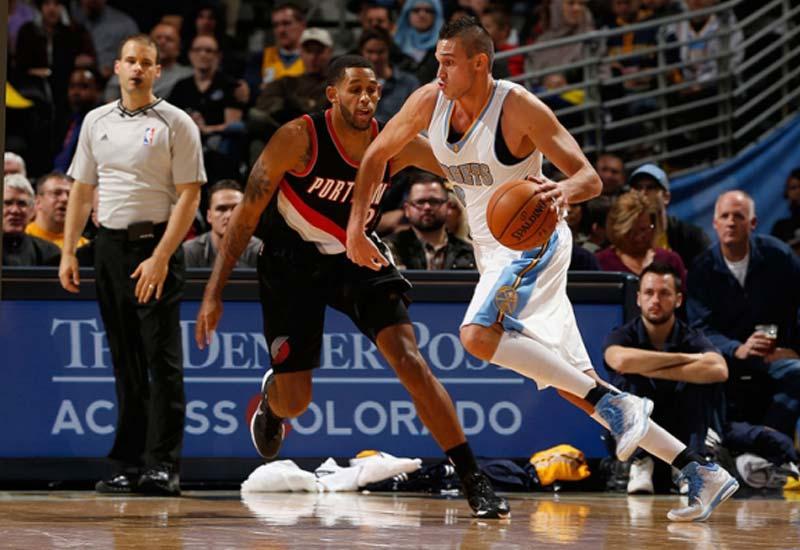 Portland Trail Blazers vs Denver Nuggets Live Streaming NBA 2016-17 Info.