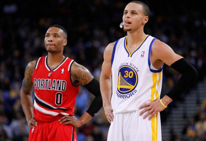 Portland Trail Blazers vs Golden State Warriors Live Streaming, final score